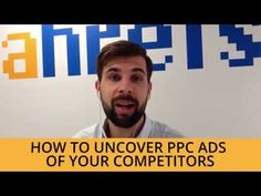 Video: How To Uncover PPC Ads Of Your Competitors [OSEO-14] Competitor Analysis, Ads, Learning, Videos, Youtube, Studying, Teaching, Youtubers, Youtube Movies