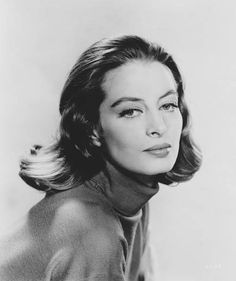 Capucine. I've been tracking down her movies lately.  She was so striking and elegant.