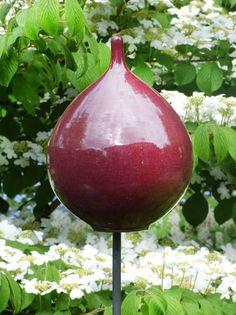 Keramik-Zwiebel erika - Gärten für Auge & Seele