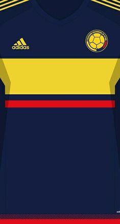 Colombia ( Copa América Centenario ) kit away Fifa Football, Football Art, World Football, Sport Football, Football Players, Soccer Theme, Soccer Kits, Football Wallpaper, Premier League