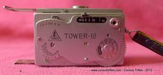 Subminiature Tower16 Spy Camera  Made in Japan by curioustrifles, $65.00