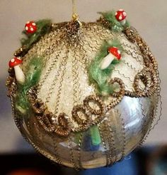 Die 261 Besten Bilder Von Antique Christmas Ornaments Alter