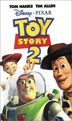 Toy Story 2 [VHS] Disney/Pixar