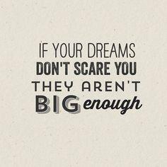Motivation Picture Quote Motivation Big Dreams