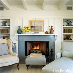 American Cottage Family Room