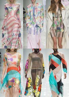 Blumarine SS16 Milan Fashion Week