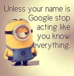 - Funny Minion Q . - Top 30 lustige Minions Witze # Urkomisch Memes … – Funny Minion Q … # lustig - Humor Minion, Funny Minion Memes, Minions Quotes, Funny Jokes, Funny Sarcastic, Whatsapp Fun, Whatsapp Videos, Deep Relationship Quotes, Funny Minion Pictures