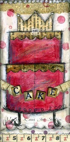 ~ Eat Cake by Lisa ~