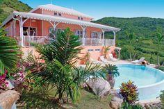 Découvrez les plans de cette maison créole sur www.construiresamaison.com >>>