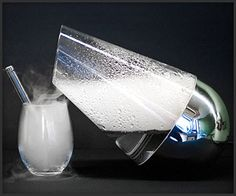 Le Whaf:   Show off your molecular bartending skills the next time you pour a drink, with Le Whaf, a special carafe that vaporizes your favorite cocktail and turns it intoa dramatic, low-calorie cloud. Only $159!
