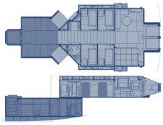 Arcos Crew Quarters by JonathanBluestone
