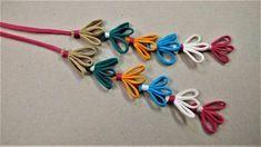 Very Beautiful Fabric Latkan/Tassals Design For Lehanga/Blouse/Suit/Dresses Sleeves Designs For Dresses, Neck Designs For Suits, Blouse Back Neck Designs, Fancy Blouse Designs, Blouse Neck Designs, Sleeve Designs, Kurti Embroidery Design, Hand Embroidery Designs, Hand Embroidery Flowers