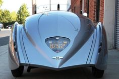 1936 Bentley 4 1/4-Litre Roadster By Chalmers And Gathings