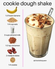 8 Weight Loss Habits That Beginners Need to pay attention To Milkshake Recipes, Easy Smoothie Recipes, Easy Smoothies, Snack Recipes, Cooking Recipes, Milkshakes, Protein Smoothies, Green Smoothies, Whole30 Recipes