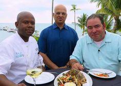 Celebrity chef Lagasse profiles Islamorada restaurant, second one in Keys since early March   Arts & Entertainment   KeysNet