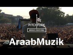 "AraabMuzik performs ""Streetz Tonight"" at Pitchfork Music Festival 2012  onlytherealest.com"