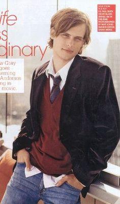 Doctor Reid/Mathew Gray Gubbler