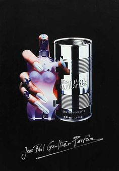 Parfum Gaultier, Jean Paul Gaultier Parfum, Jean Paul Gaultier Classique, Perfume Jean Paul, Perfume Recipes, Solid Perfume, Message In A Bottle, How To Feel Beautiful, Red Bull