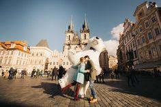 Лавстори в Праге<br> теплое сияние любви