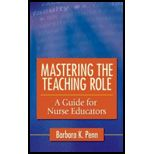 This may be a good book for new nurse educators to learn how to deal with problems in both clinical and academic settings.