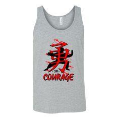 Yu/Courage Tank Top