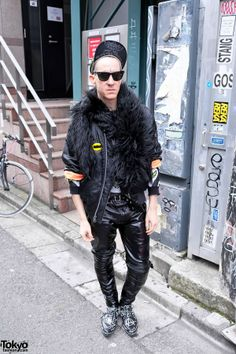 I present to you, my spirit animal and favorite kook designer, the one and only Jeremy Scott.
