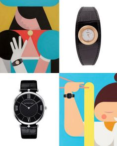 The best watches to shop for these holidays. Great for gift ideas: