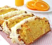 Easy Orange Cake with Orange Icing Recipe Baking Recipes, Cake Recipes, Dessert Recipes, Köstliche Desserts, Delicious Desserts, Tea Cakes, Cupcake Cakes, Cupcakes, Icing Recipe