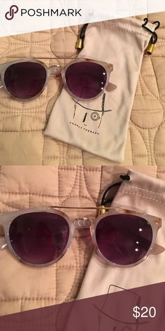 Charly Therapy sunglasses. So cute!! Charly Therapy sunglasses. So cute!! Charly Therapy Accessories Sunglasses