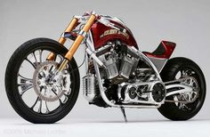 Glory Stomper by Roland Sands Design | photo by Michael Lichter