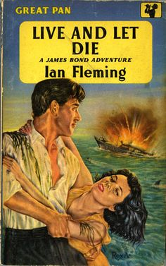 Check out Pete's review of Ian Fleming's Live And Let Die here: http://chaptersandscenes.wordpress.com/2014/05/02/pete-reviews-live-and-let-die/