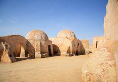Tunéziában forgatták a Star Wars 1. részét :)