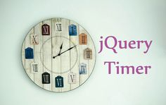 This tutorial will teach you how to build jQuery timers in your code. The examples includes – image slider, stop watch, random background changing effect. Coding, Teaching, Watch, Random, Image, Clock, Bracelet Watch, Clocks, Education