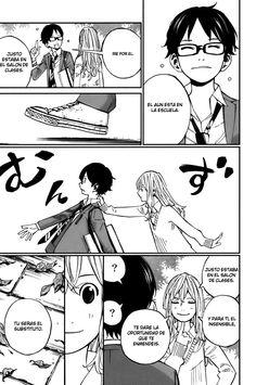 Manga Shigatsu wa Kimi no Uso Capítulo 31 Página 22