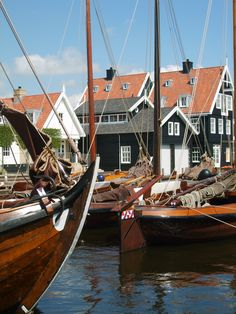 Nautisch kwartier - Huizen, Noord Holland (Netherlands)