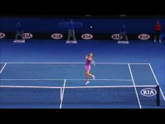 Now that we're into the second week of the 2014 Australian Open, here's a look at all the hot shots from week one!