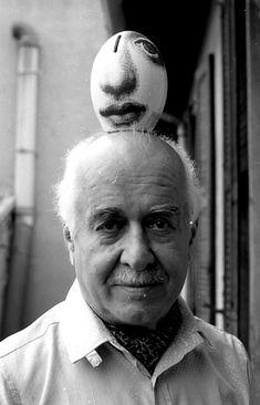 Piero Fornasetti (10 November 1913 - 9 October 1988) was an Italian painter, sculptor, interior decorator and engraver.