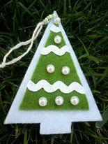 Enfeite Árvore de Natal - 2,50€