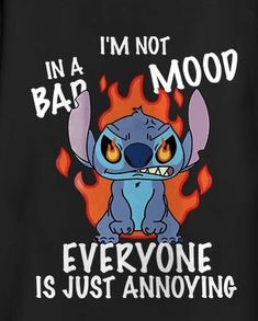 Funny True Quotes, Sarcastic Quotes, Funny Relatable Memes, Cute Quotes, Funny Texts, Lilo And Stitch Memes, Stich Quotes, Funny Disney Jokes, Cute Stitch