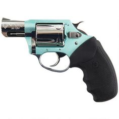 "Charter Arms Undercover The Tiffany Revolver .38 Special 2"" Barrel 5 Rounds Tiffany Blue High Polish Aluminum Frame 53879 - 678958538793"