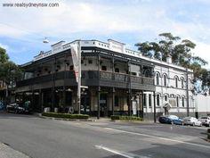 The Royal in Norton Street Leichhardt Newtown Sydney, Old Pub, Historical Architecture, Hotels, Street View, Australia