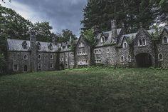 the forgotten castle, built 1890