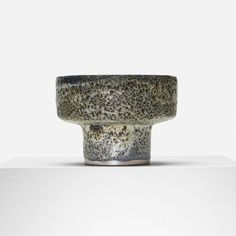 Gertrud and Otto Natzler vessel : Lot 209