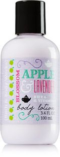 Apple Blossom & Lavender Travel Size Body Lotion - Signature Collection - Bath & Body Works
