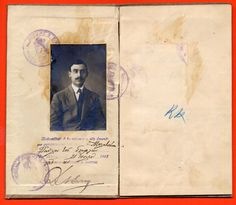 Greece 1907 Very Old Elections Booklet for Man RRR | eBay