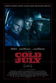 Cold in July ~ Available on Netflix.