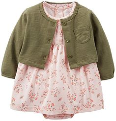 Carter's Baby Girls' 2 Piece Dress Set (Baby) - Floral - 12 Months Carter's http://www.amazon.com/dp/B00L3VXU8O/ref=cm_sw_r_pi_dp_QFrlvb17F75TR