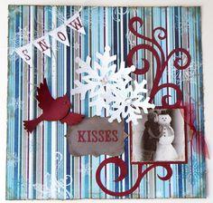 Snow Kisses - Scrapjazz.com