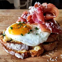 Buvette Croque Madame Recipe A few years ago, I was eating my way around New York City and found myself at Buvette for brunch.