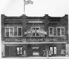 Industrious families like the Williams' found economic success in multiple ventures. The Williams' owned and operated several businesses, including a theatre, a confectionery, a rooming house, and a garage. Black Wall Street. Tulsa, Greenwood Historic District